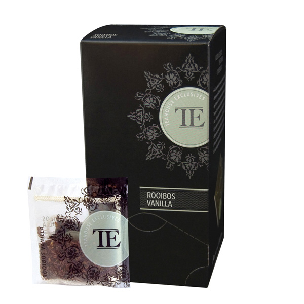 Teahouse Exclusives - Luxury Rooibos Vanilla