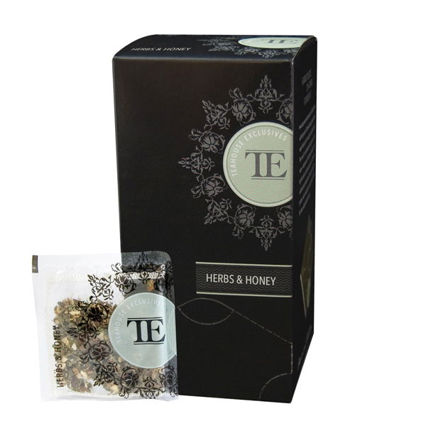 Teahouse Exclusives - Luxury Herbs & Honey