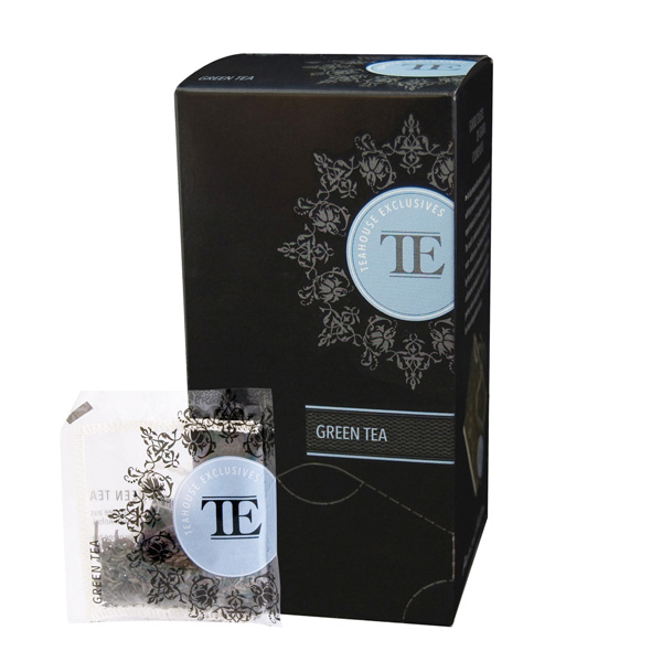 Teahouse Exclusives - Luxury Green Tea