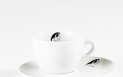 Kaffeetasse mit Teller