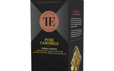 Teahouse Exclusives – Luxury Pure Camomile